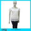 Women clothes wholesale latest designer blouses/blusas, models for ladies blouses, elegant blouses in lace