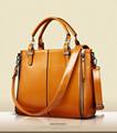 Bg0002 moda bolsas mujeres del cuero genuino, bolso de la mujer, bolsos de la señora