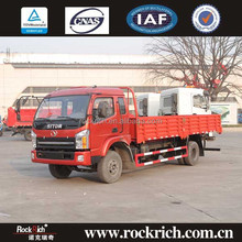 Cummins engine cargo truck 8T diesel China light trucks