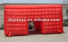 2012 Red inflatable tent for sale