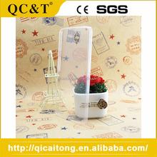 Fancy 0.65mm Ultrathin Tpu Phone Case Cover For Alcatel OT6040 IDOI X