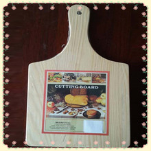 High quality cutting board for pizza, wooden cutting board