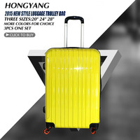 hard case abs travel luggage trolley bag