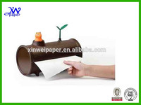 300Sheet toilet roll bath tissue roll paper
