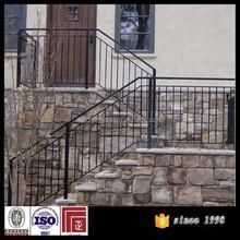 economic wrought iron stair railing