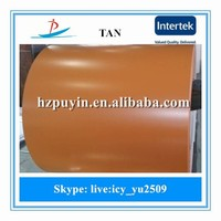 Prime quality cr steel coil ppgi/ppgl steel coils used in building construction materials