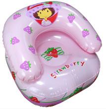 colorful kids children PVC inflatable sofa