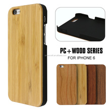 New Hot Selling Wood Case For Cell Phone Covers Iphone 6