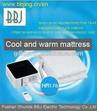 Eléctrica de enfriamiento colchón para caliente del verano