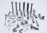 stainless steel fastener/China high quality and cheap screw/Countersunk Head Chipboard Screw manufacture&supplier&exporter