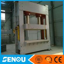 Fría máquina de la prensa de pre- máquina de la prensa de la máquina para trabajar la madera