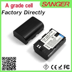 new coming best selling high quality extreme energy battery for Canon EOS 5D Mark II
