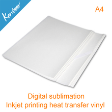 2013 newest product Sticky sublimation heat transfer print paper for fabric