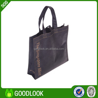 foldable lamination non woven fashional plastic woven tote bag GL308