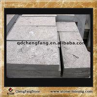 lime stone outdoor floor tile/limestone stone tile/bush hammered stone