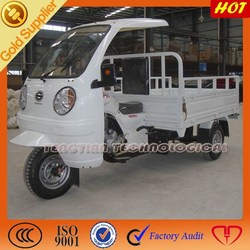2015 three wheel cargo motorcycle with cabin