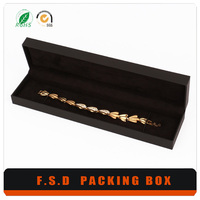DIY Designer Custom Low Price Black Jewelry Box Bracelet