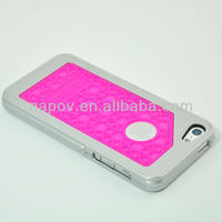 312 SALE Dog and Bone Sole Pink Decorative Cell Phone Cases for iphone 5 5s
