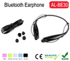 BLUETOOTH STEREO NECKBAND SPORT HEADSET W/ Magnetic Earbuds & Microphone Built-In for Hands Free Calling