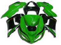 Aftermarket ABS Custom Fairing Body Kit Quality ABS Motorcycle Fairing For Kawasaki ZX-6R 2005-2006 Fairing Kit/Body Kit