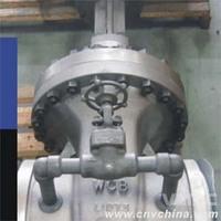 Pressure Sealing Bonnet 900LB 1500LB 2500LB Flexible Wedged Gate Valve 214