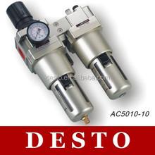 Hot Sale AC3010-02 Air Filter F.R.L Combinations