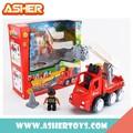 Novo design crianças brinquedo carro elétrico preço, fogo de brinquedo motor