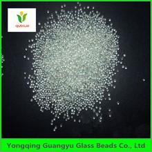 glass beads abrasive media for blasting cabinets