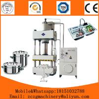 Europe CE standard Aliminum hydraulic press machine