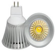 Superbright COB 5W LED SPOTLIGHT GU5.3 12V FXCMR-16 LED SPOT LIGHT