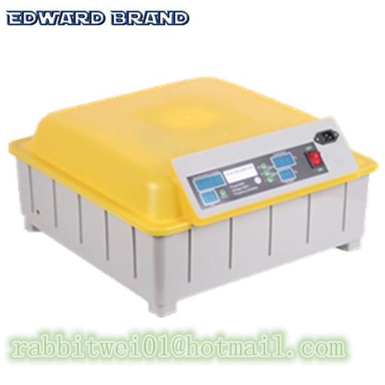 48 temperatura de huevos para incubar de pollo automática incubadora de huevos pequeños para huevosparaincubar ew-48