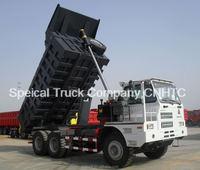 China sinotruk 6*4 volvo mine dumper