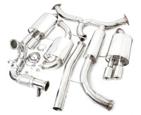 Sport Exhaust System For Skoda Octavia A7 1.8TSi, 2.0TSi 2013+