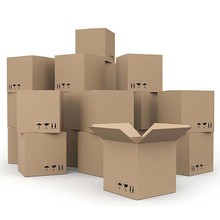 Corrugated out packing shipping paper carton box wholesale