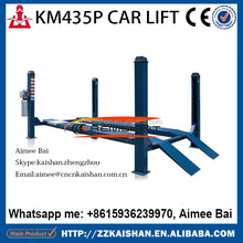 2015 cheap price 4 post car lift electric 4 post car lift garage car parking lift 4 post