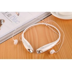 Neckband Headset Bluetooth Stereo Driver in Earphone