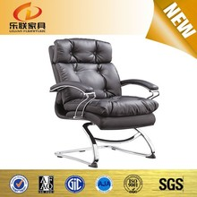 elegant office furniture/Mid Back Adjustable Office Chairs modern furniture/black leather