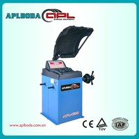 with CE auto protable motorcycle wheel balancer