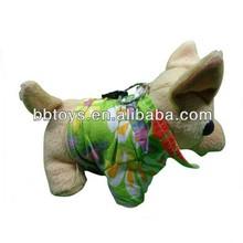 Factory wholesale plush pet toys stuffed soft german shepherd dog toy
