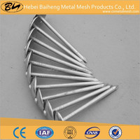 factory hot sell Q195 galvanized umbrella head roofing nail