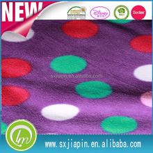 Special best-selling soft polar fleece blanket fabric