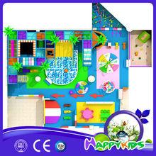 Magic land for kids play indoor, wooden children indoor playground train indoor