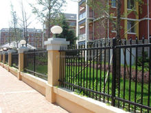 Brand new ornamental cast iron fence finials for sale
