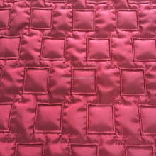 pongee quilted fabrics wholesale for jacket