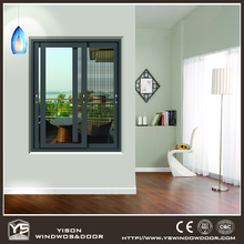 Sliding Mosquito Screen Window Design of Aluminum Windows