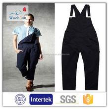 100% Cotton Peach Finish Uniform Twill Trousers Garment Workwear Fabric