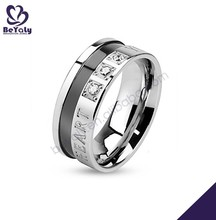 Popular in euramerican 316l stainless steel fashion jewelry
