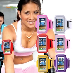 Fashion running armband Gym Case outdoor phone protector mobile phone covers