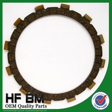 125 Series China Motorcycle Brake Clutch Plate/ Clutch Disk FDor Motorbike(Rubber/Paper/103 base)