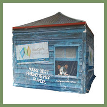 outdoor trade show and events tents